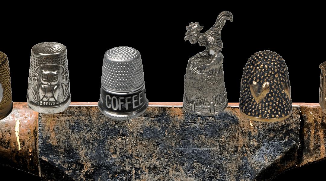 Herstellung von Metallfingerhüten