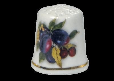1042377 Früchte - Pflaumen & Kirschen