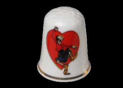 1122582 Popeye (6tlg.) - Olive Oyl