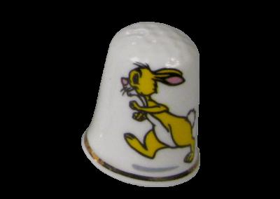 1132609 Set Winnie Puuh (7-Set) - Kaninchen/Rabbit